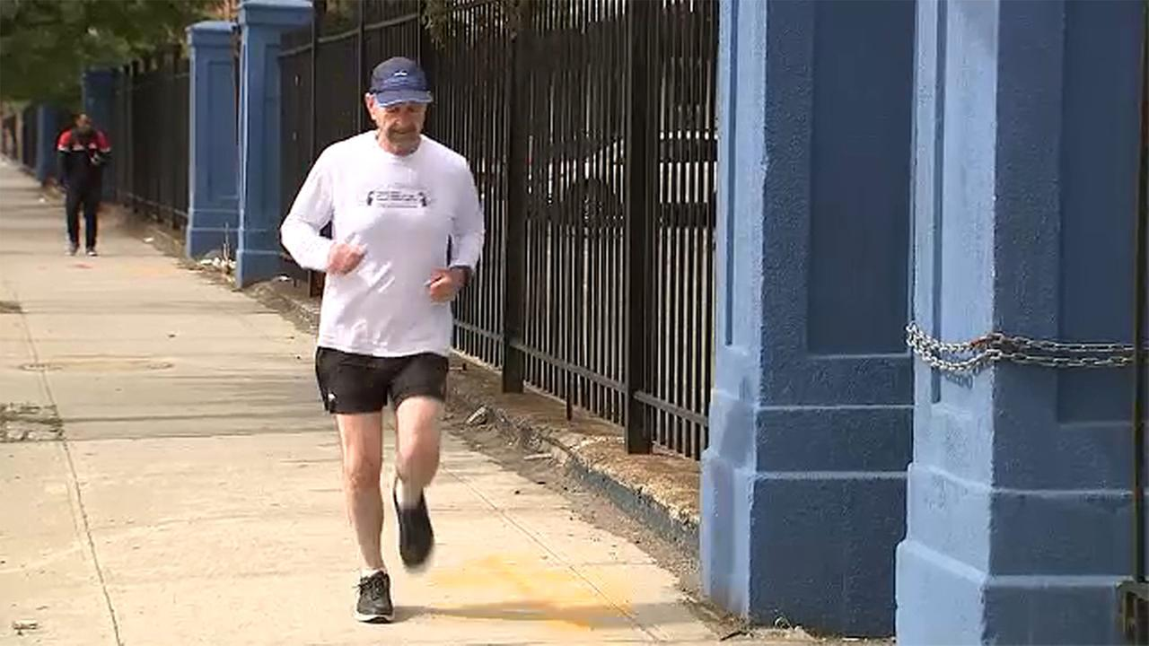 stu fisher new york city marathon