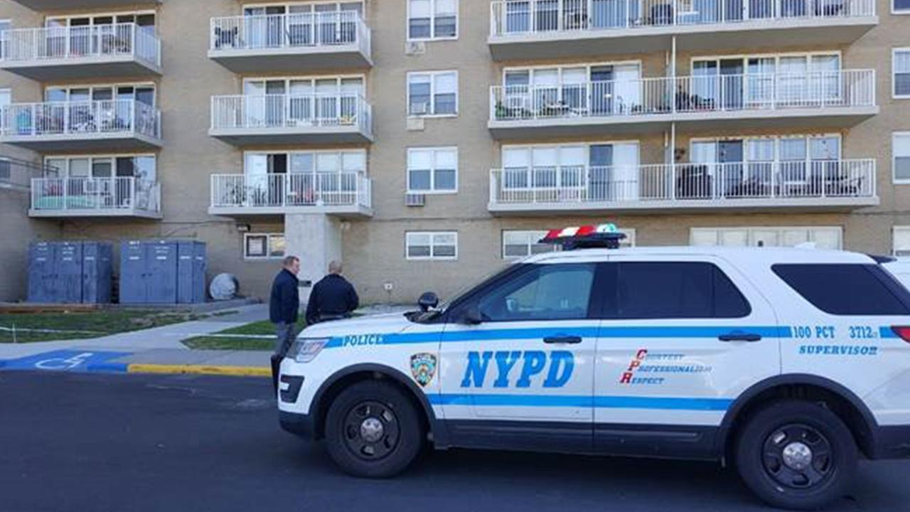 queens rockaway park police shooting