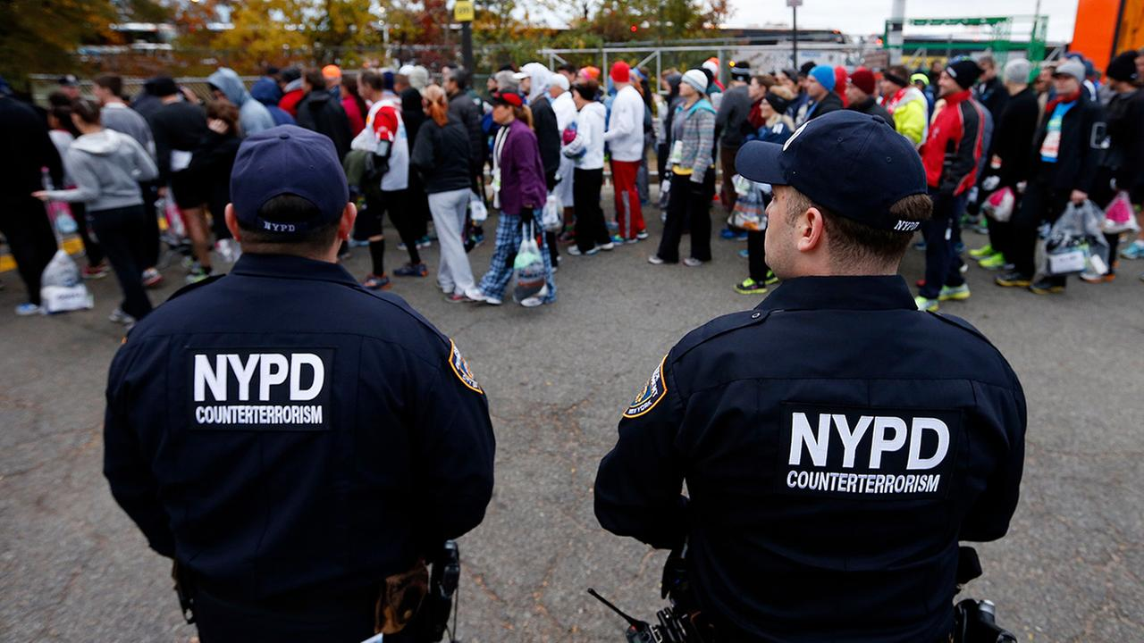 NYC Marathon still on, ceremonial event off after terror attack