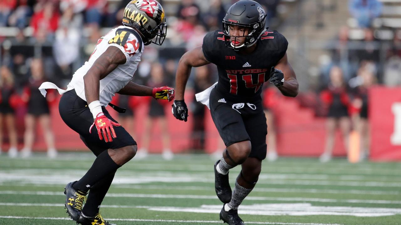 Rutgers rallies against Maryland for the win