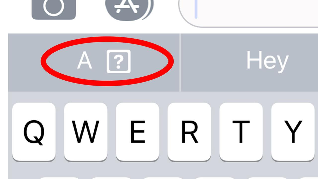 "Apple finally fixes ""i"" autocorrect issue"