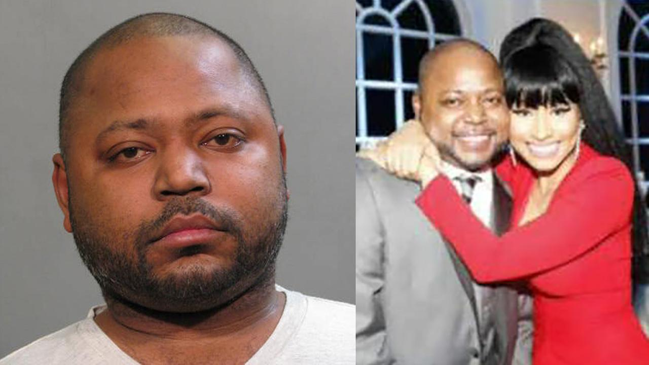 Nicki Minaj's brother convicted of raping stepdaughter