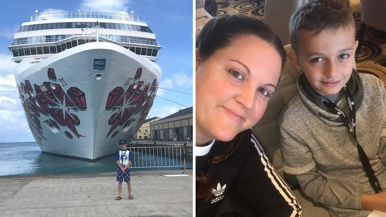 Cruise nightmare for one New Jersey family to come to an end