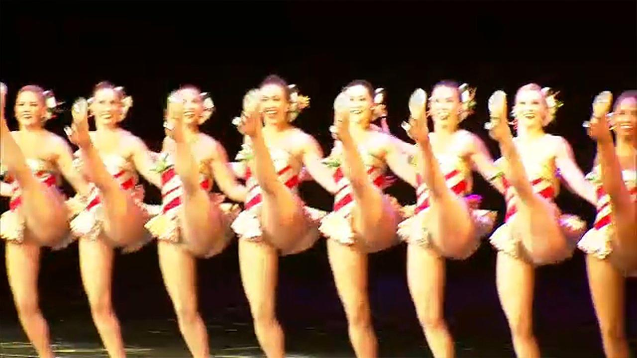 Radio City Christmas Spectacular kicks off with The Rockettes