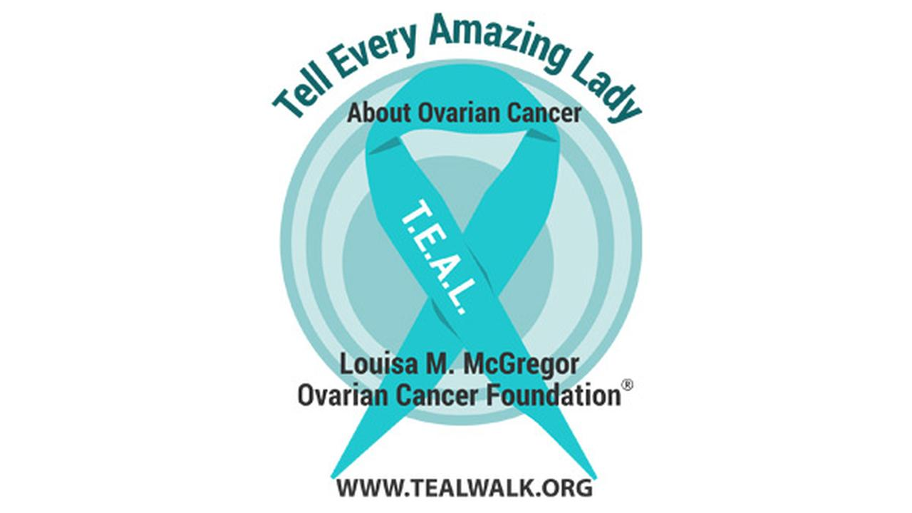 T.E.A.L. Walk/Run for Ovarian Cancer