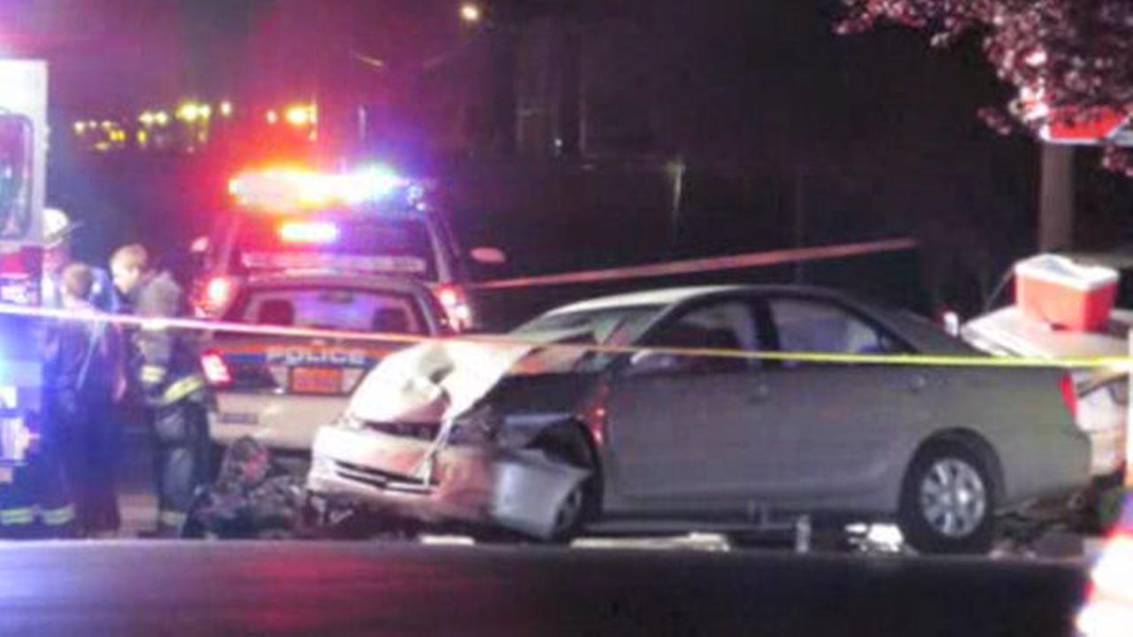 New Hyde Park car accident leaves 1 dead, 2 hurt; teen to be arraigned