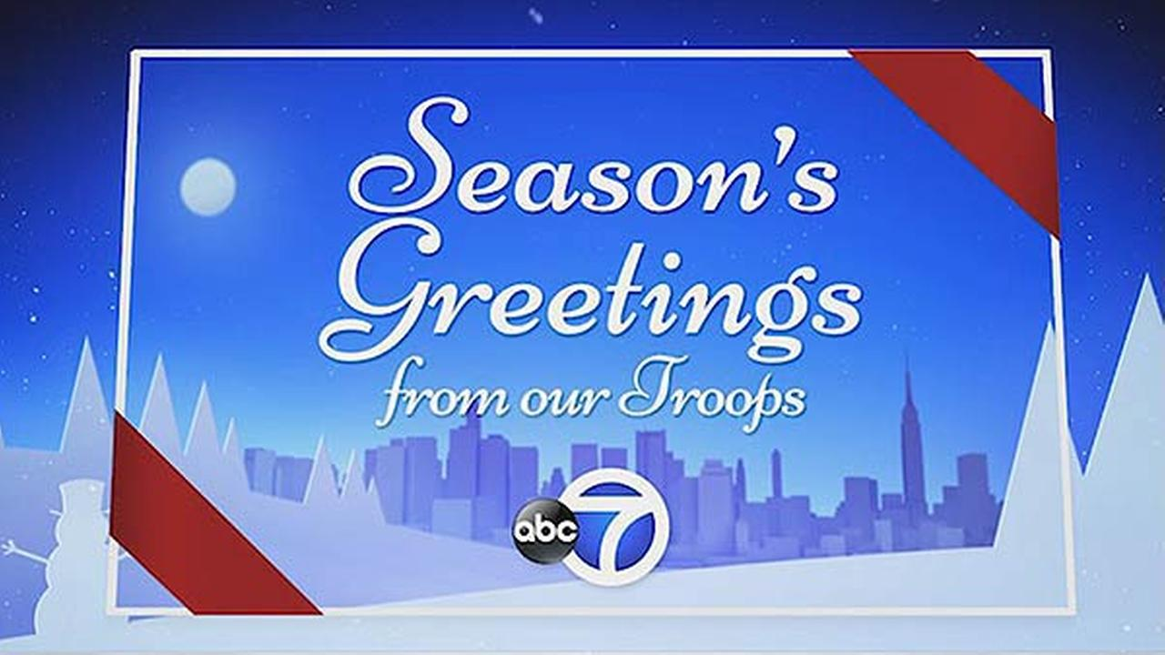 2017 Troop Greetings