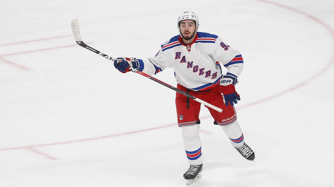 New York Rangers awaiting return of Mika Zibanejad, but timetable still unclear
