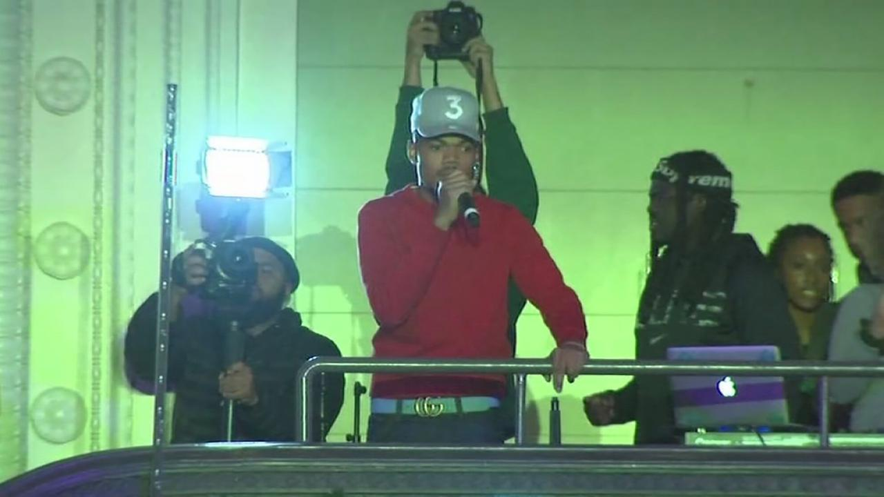 Chance the Rapper to produce Special Olympics 50th anniversary concert
