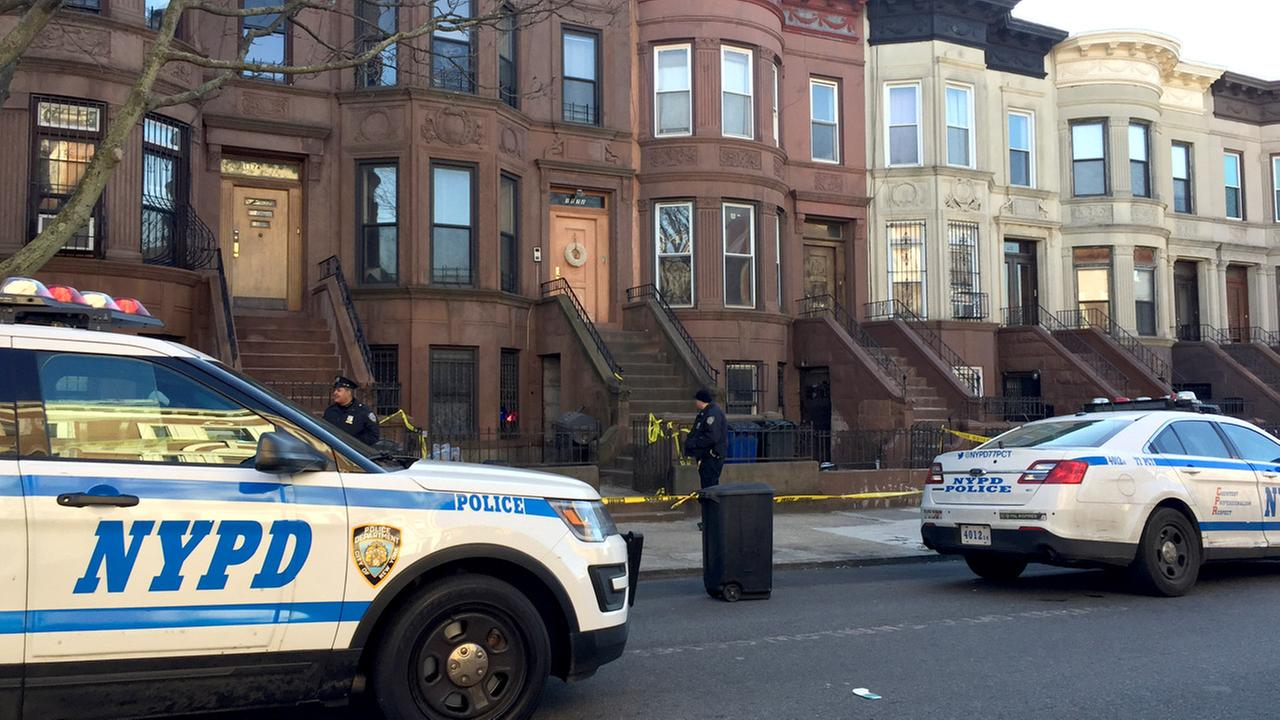 Husband arrested in connection with woman's stairwell death in Brooklyn