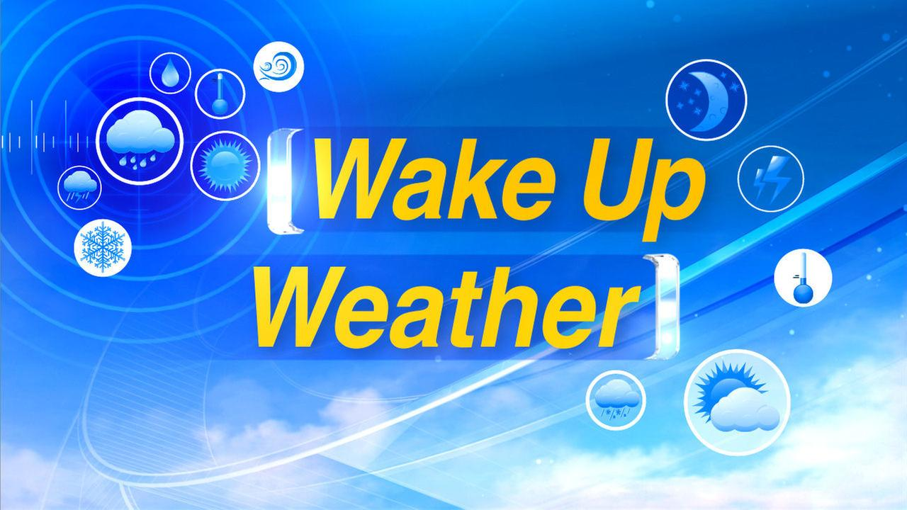 wake up weather accuweather fo
