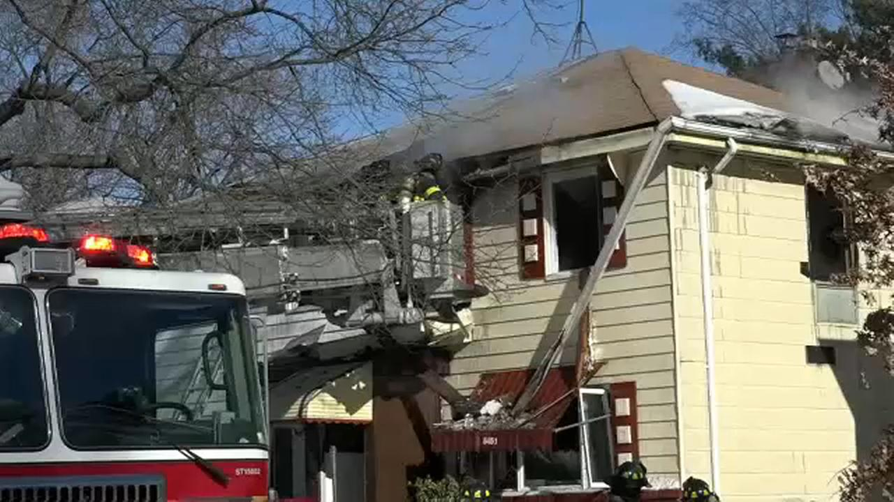 Woman dies in Queens fire