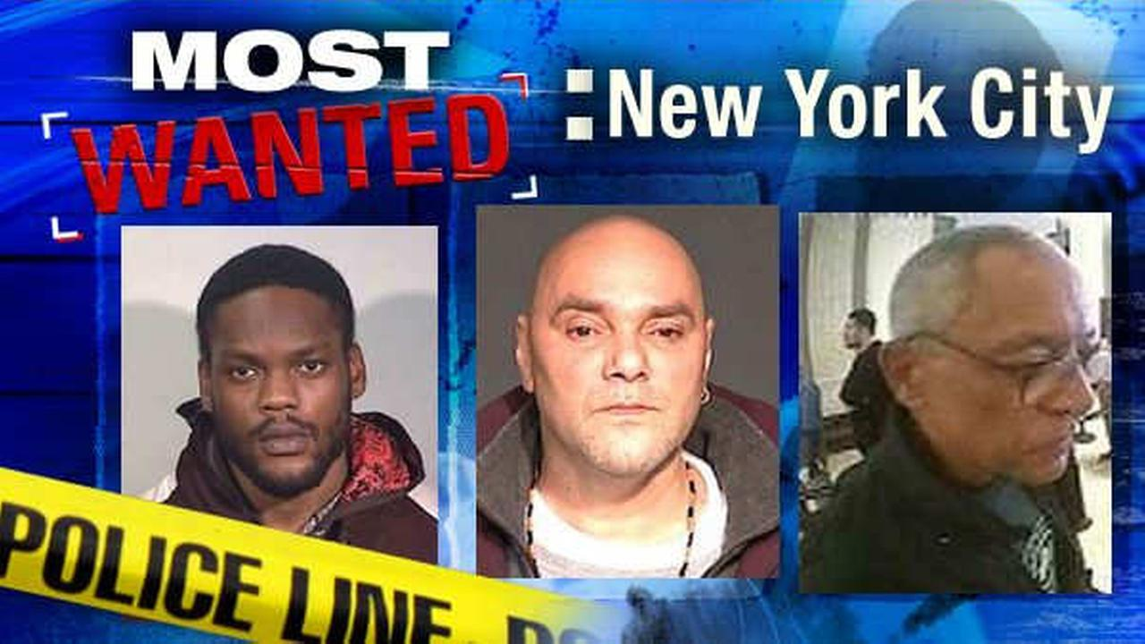 new york city most wanted nypd