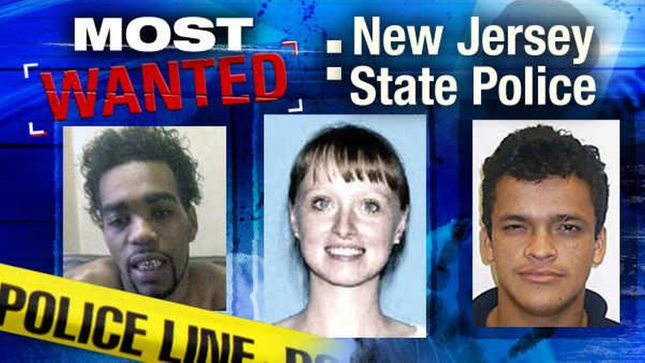 most wanted new jersey state police