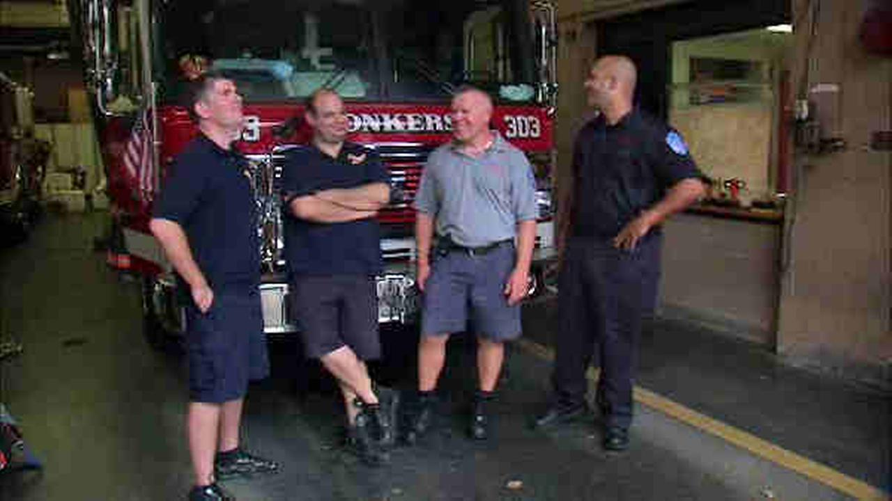 yonkers firefighters delivery baby