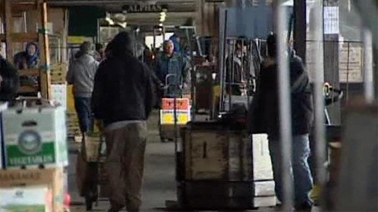 Hunts Point Market workers vote to authorize a strike
