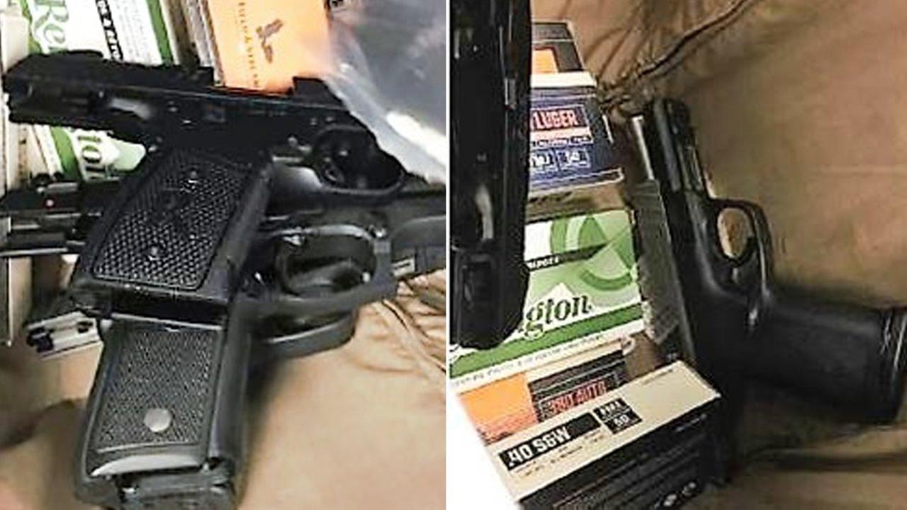 JFK TSA agents make gun, ammunition bust in checked luggage