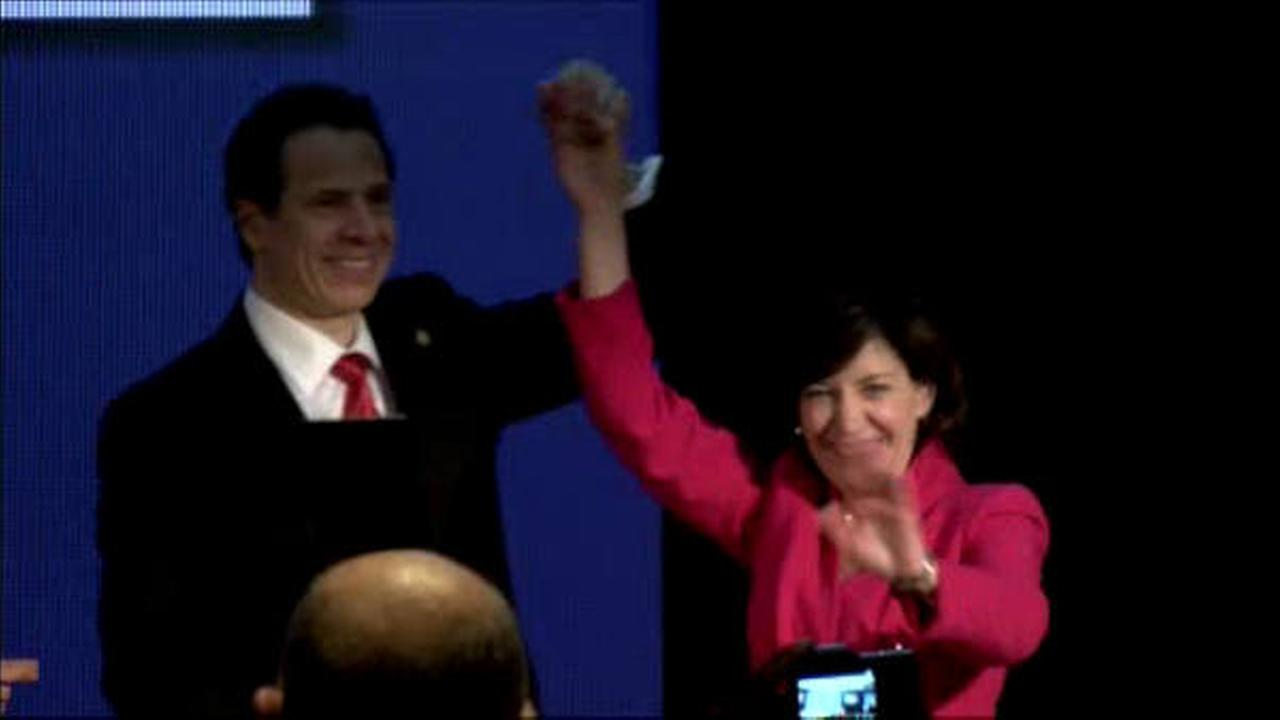 Cuomo wins primary, but not as big a win as expected