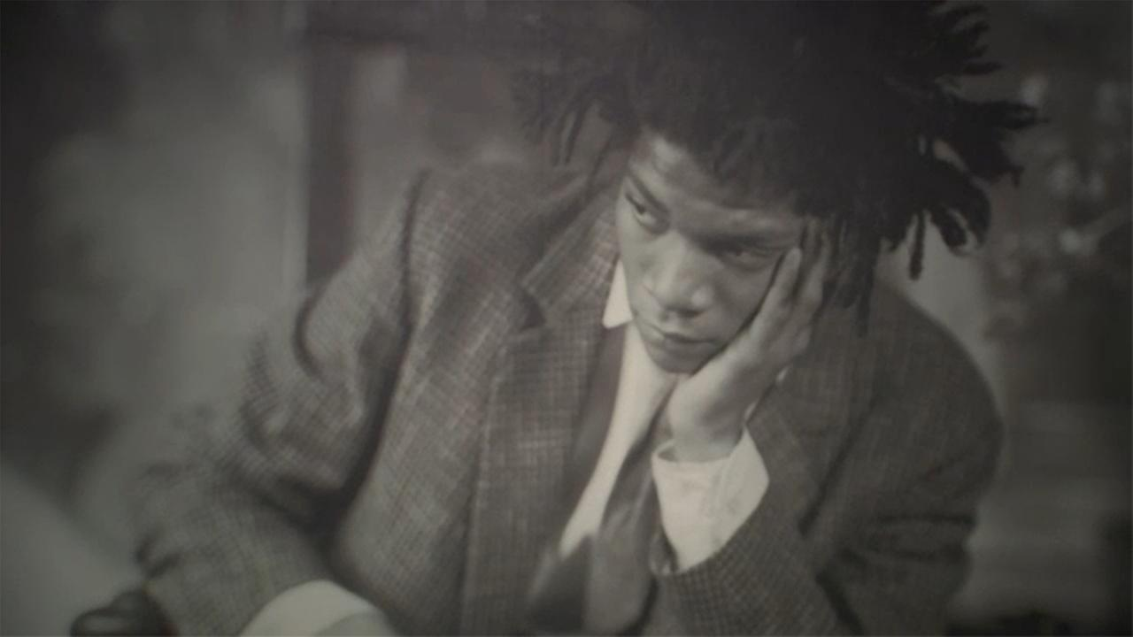 brooklyn artist Jean Michel Basquiat