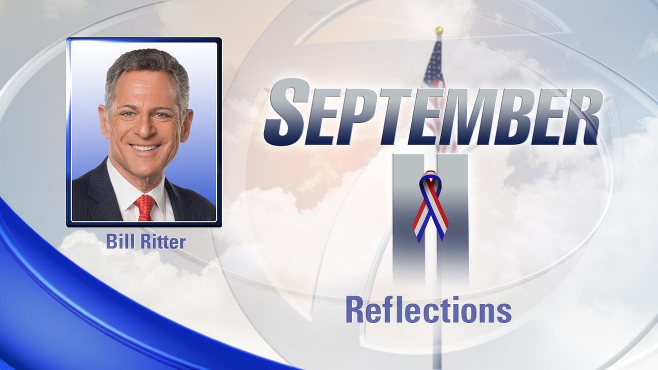 Bill Ritter on the 15th anniversary of 9/11, NJ Burkett's return