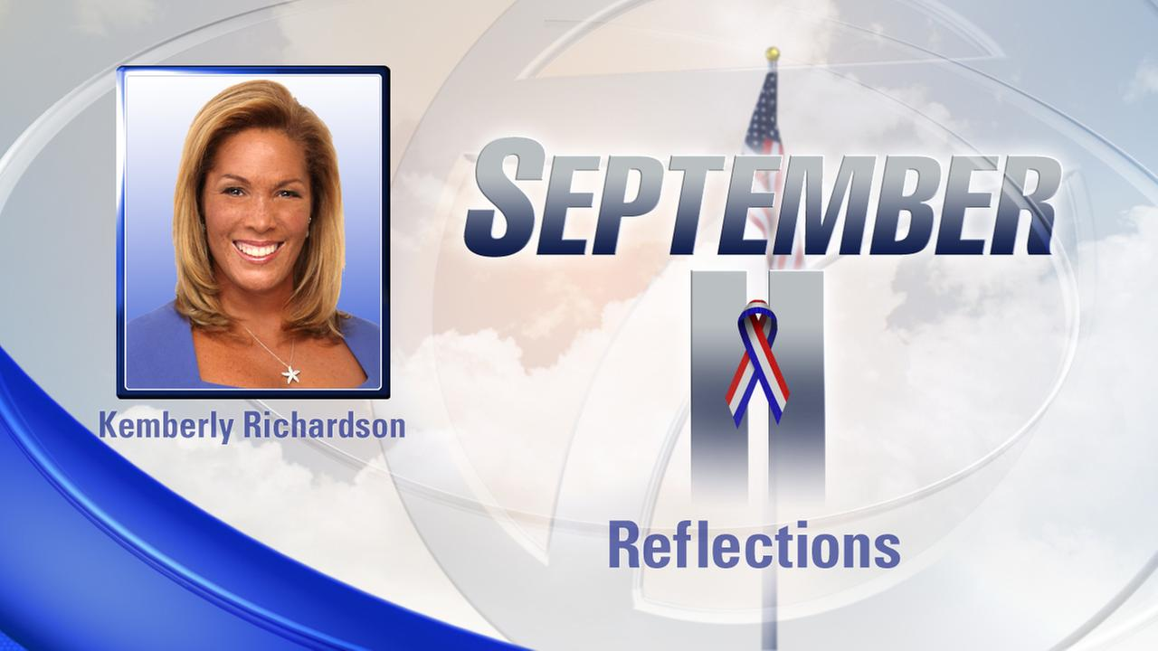 Kemberly Richardson reflects on the anniversary of 9/11