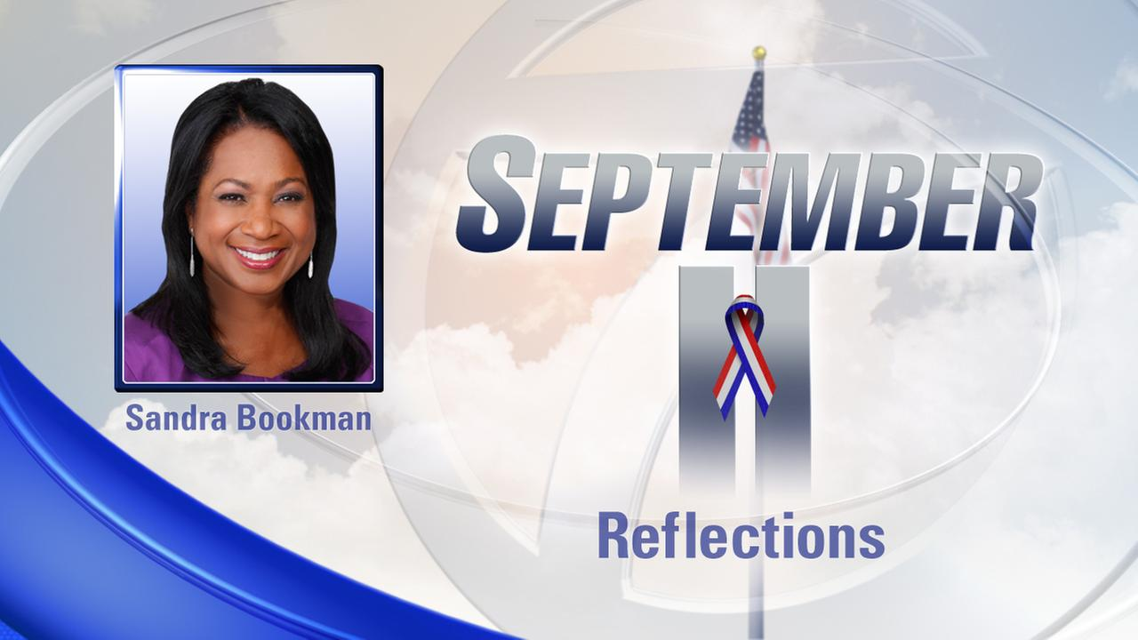Sandra Bookman reflects on the anniversary of 9/11