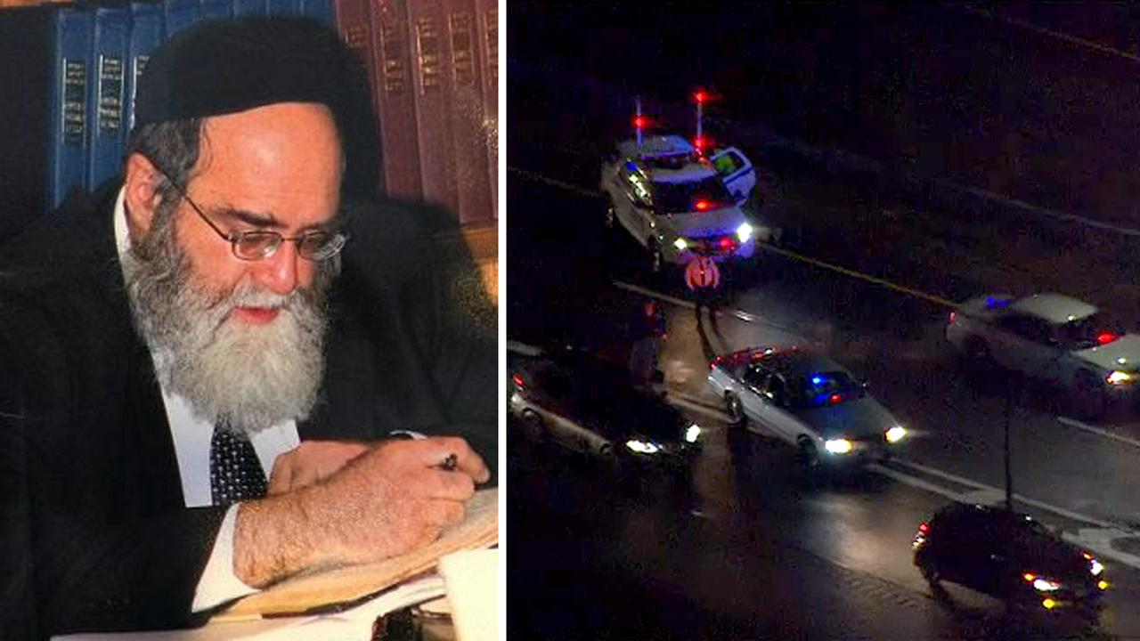Well-known Los Angeles rabbi killed after getting flat tire on Staten Island highway