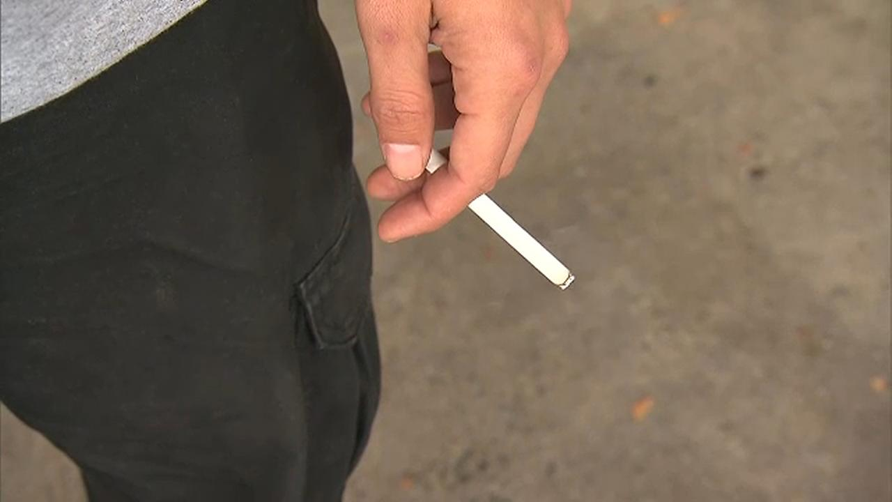 A food retailers group says menthol cigarettes account for 35 percent to 40 percent of their total sales.