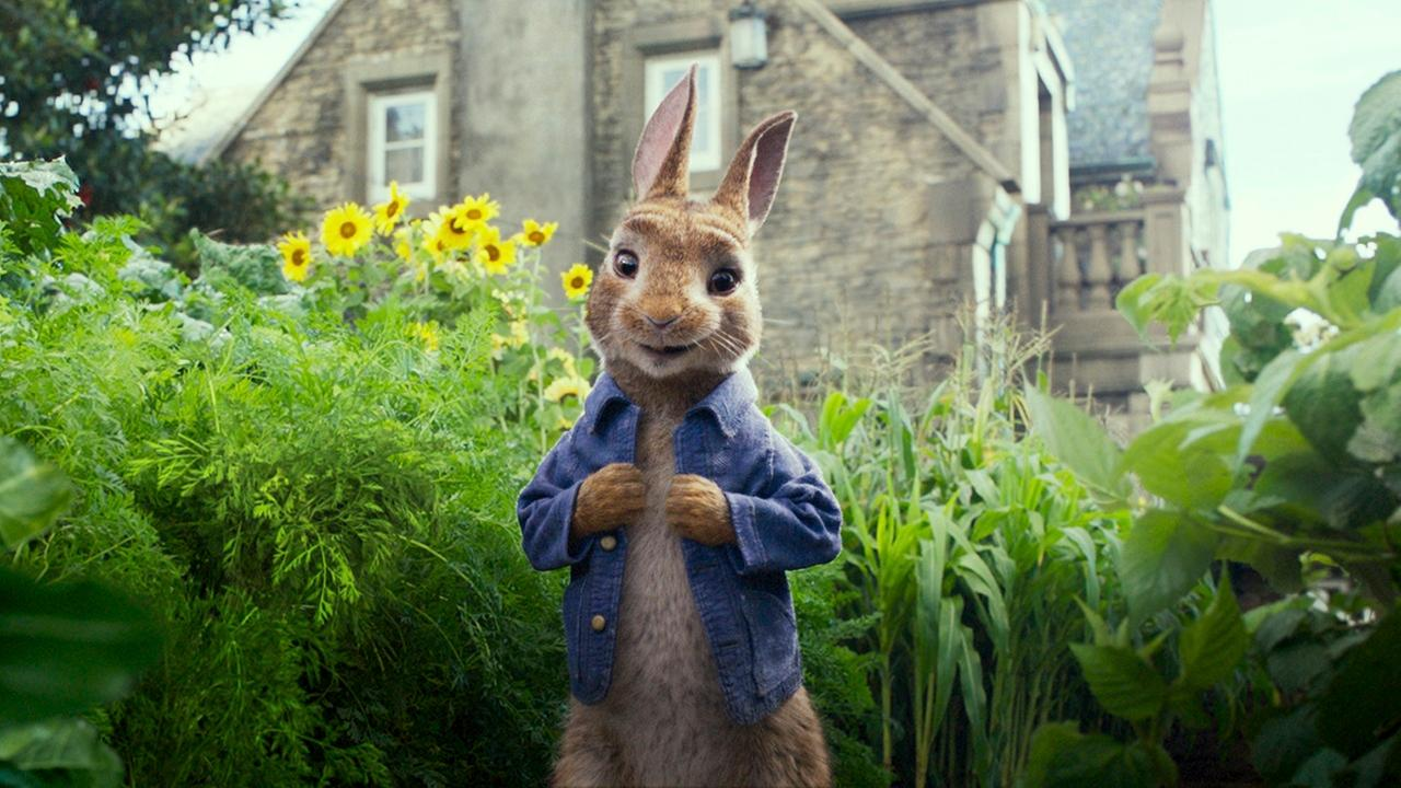 'Peter Rabbit' team apologizes for making light of allergies in movie