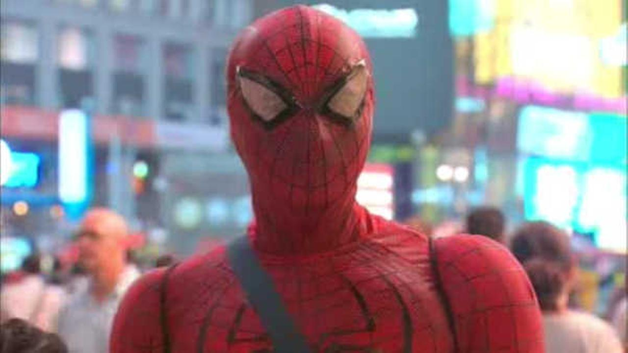 spider man the incident on broadway Daniel curry was seriously injured thursday while performing in spider man: turn off the dark on broadway at manhattan's foxwood theater.