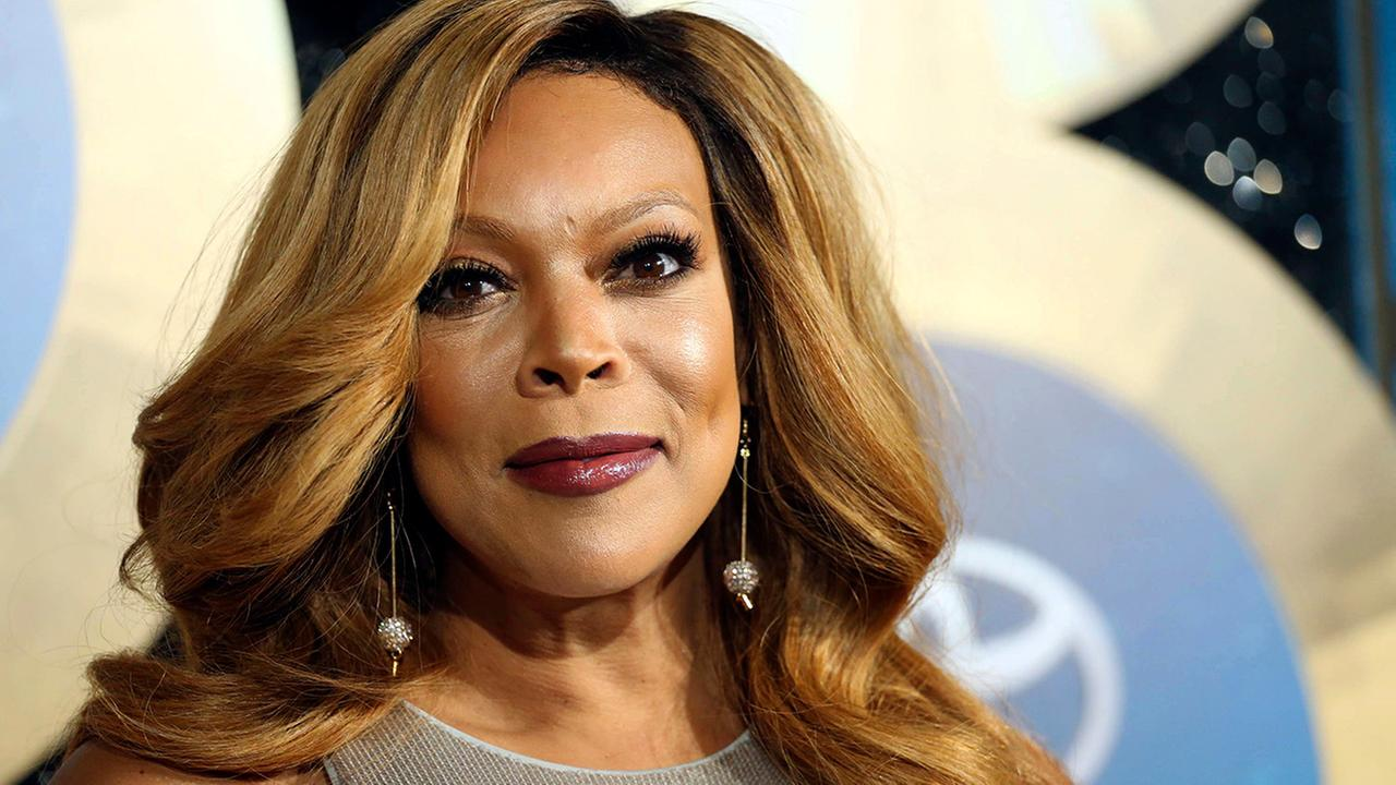 In this Nov. 7, 2014, file photo, TV talk show host Wendy Williams arrives during the 2014 Soul Train Awards in Las Vegas.