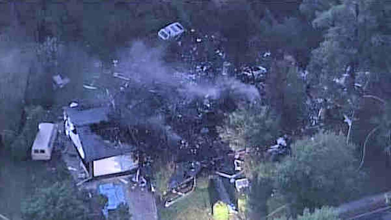 east brunswick house explosion