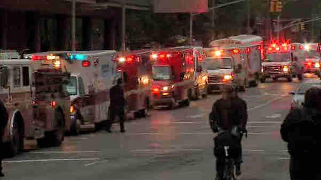 superstorm sandy hospitals report