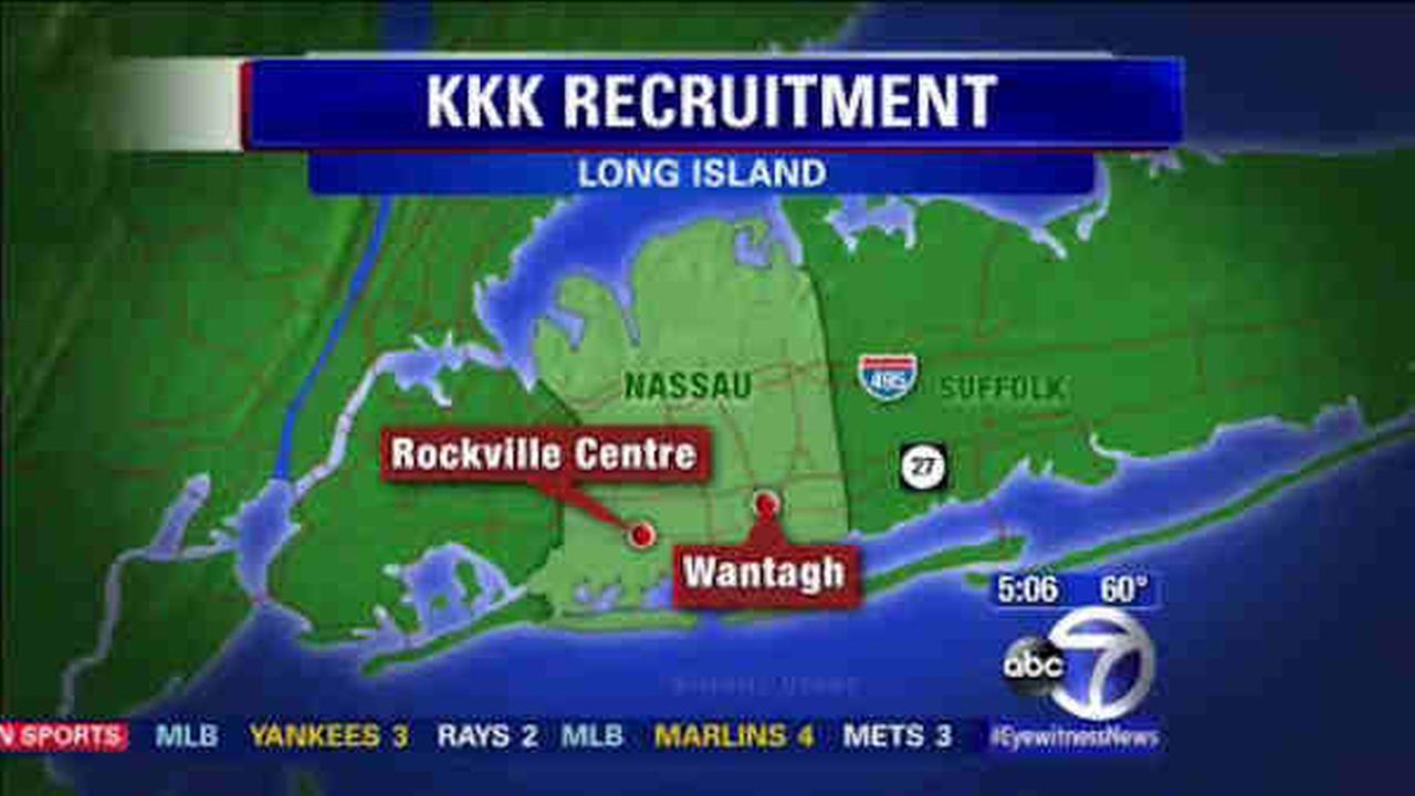 kkk flyers long island