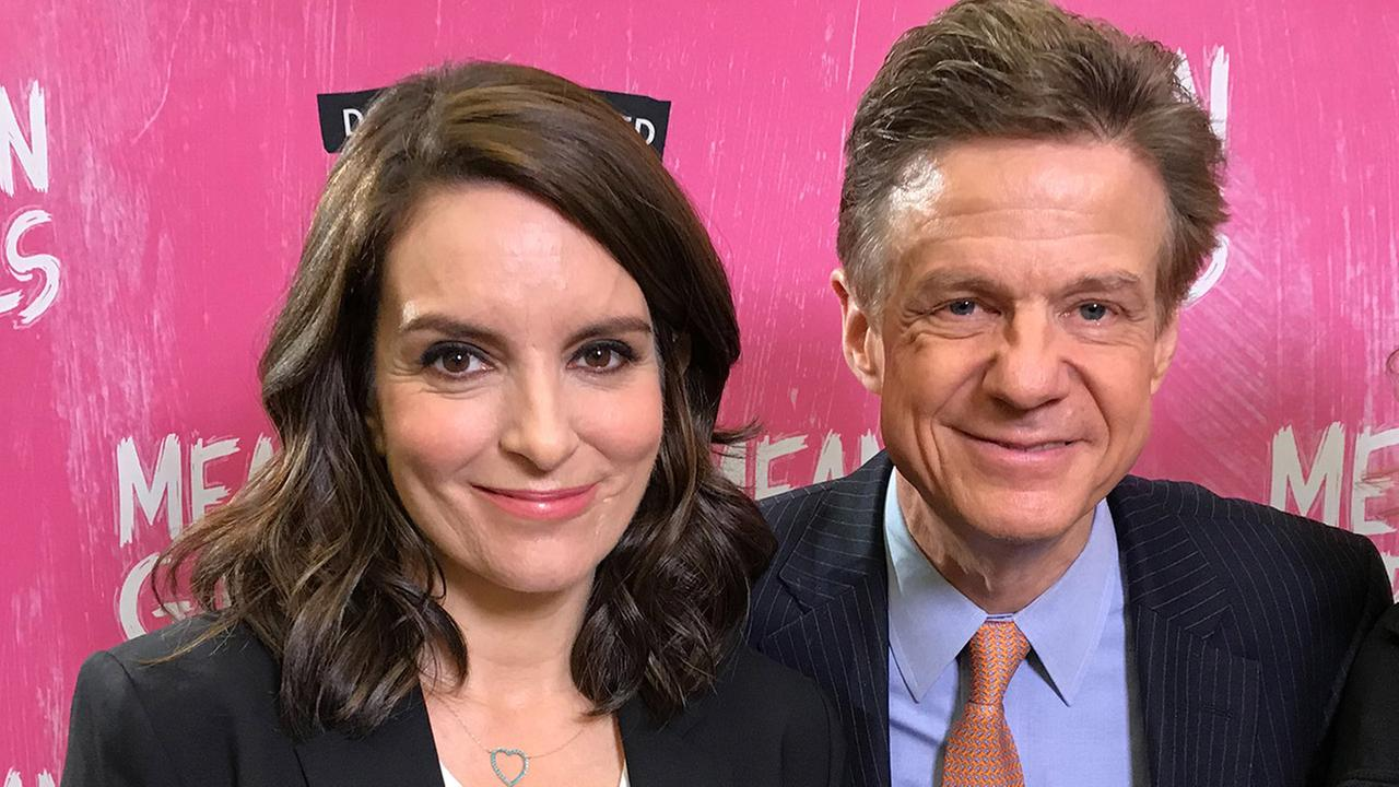 Reporter Sandy Kenyon spoke with actress and director Tina Fey about her new musical.