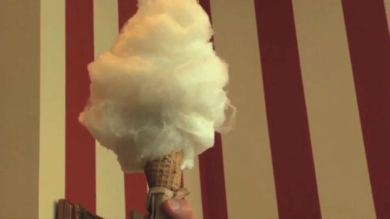 Cotton Candy Cones Debut In Williamsburg