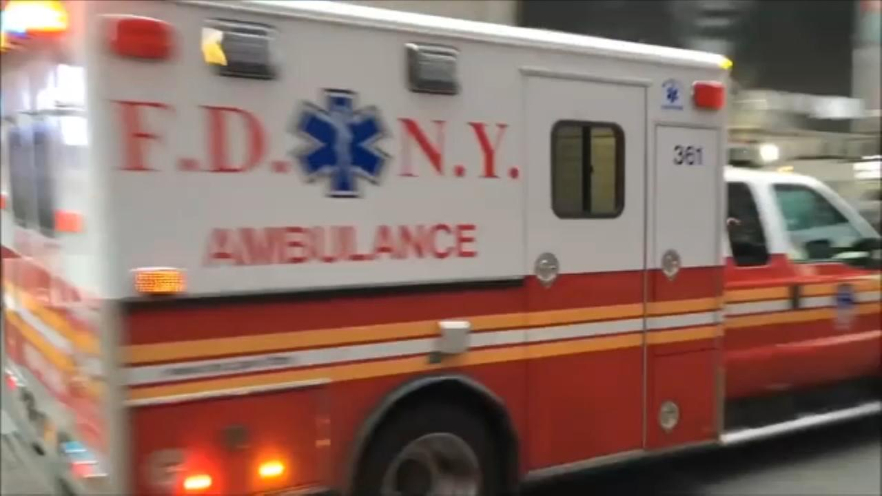 FDNY EMT arrested for allegedly raping 10-year-old girl during party