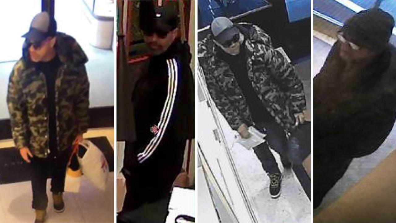 Serial shoplifter wanted in connection with Upper East Side high-end handbag theft pattern