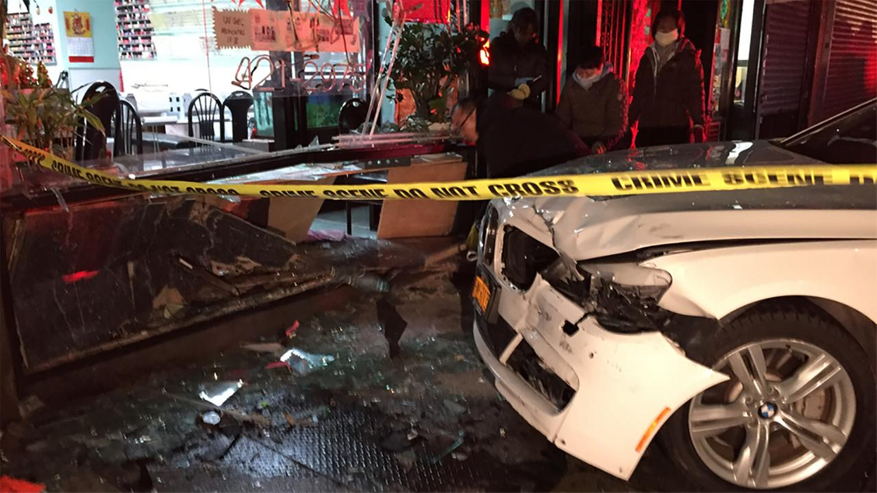 Vehicle hits pedestrians in Brooklyn, officials say