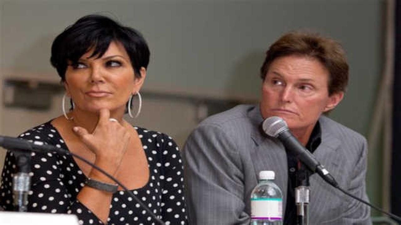 Kris Jenner files to divorce athlete Bruce Jenner