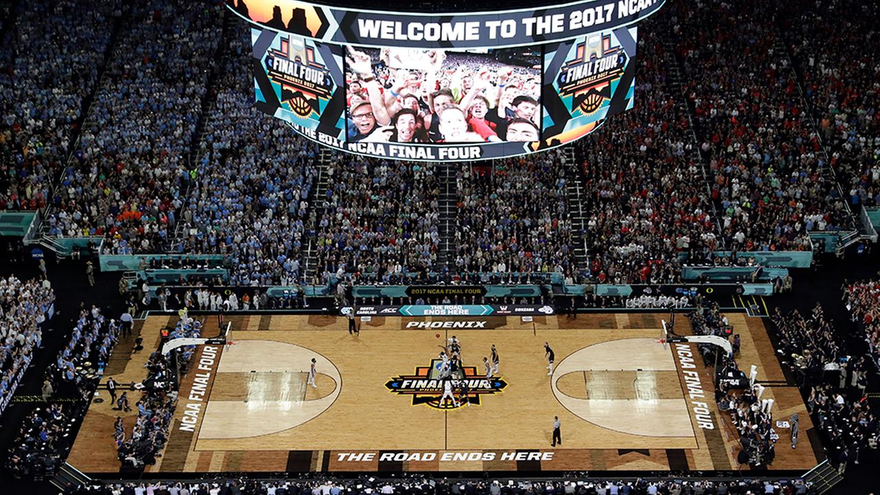 Billions of dollars expected to be gambled on 2018 NCAA college basketball tournament