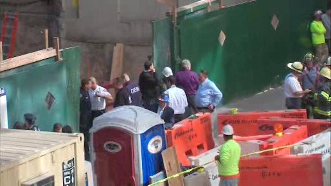 Construction worker killed in Midtown site accident