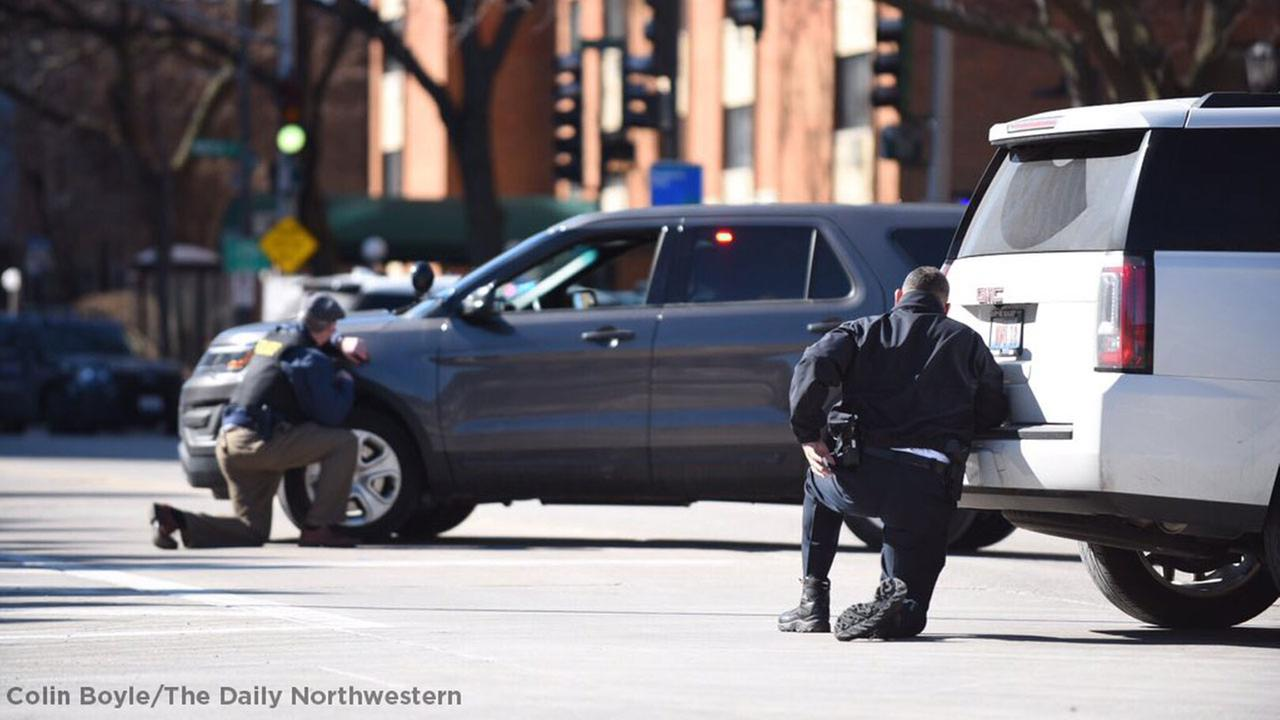 Report of gunman at Northwestern called a hoax