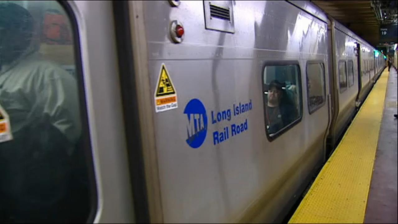 Oyster Bay, 3 other LIRR lines suspended
