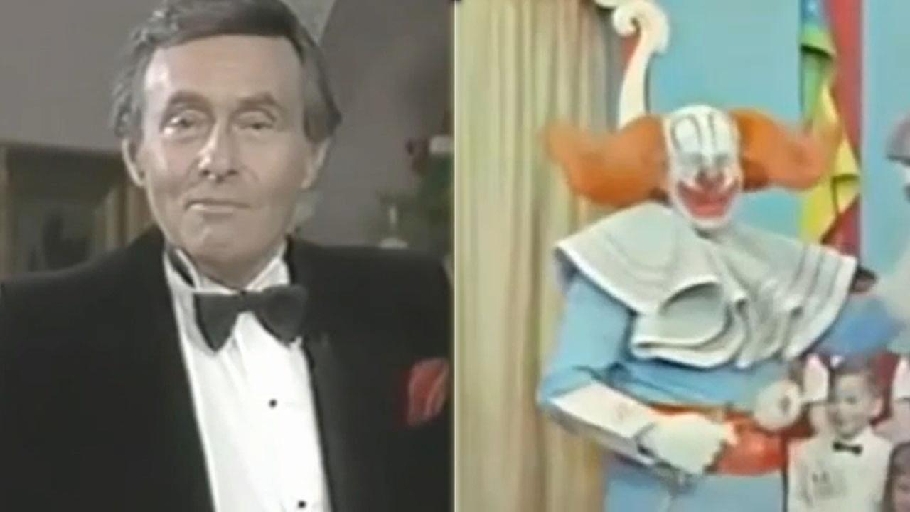 Frank Avruch, a TV personality known for playing Bozo the Clown, died at 89 at his Boston home from heart disease.