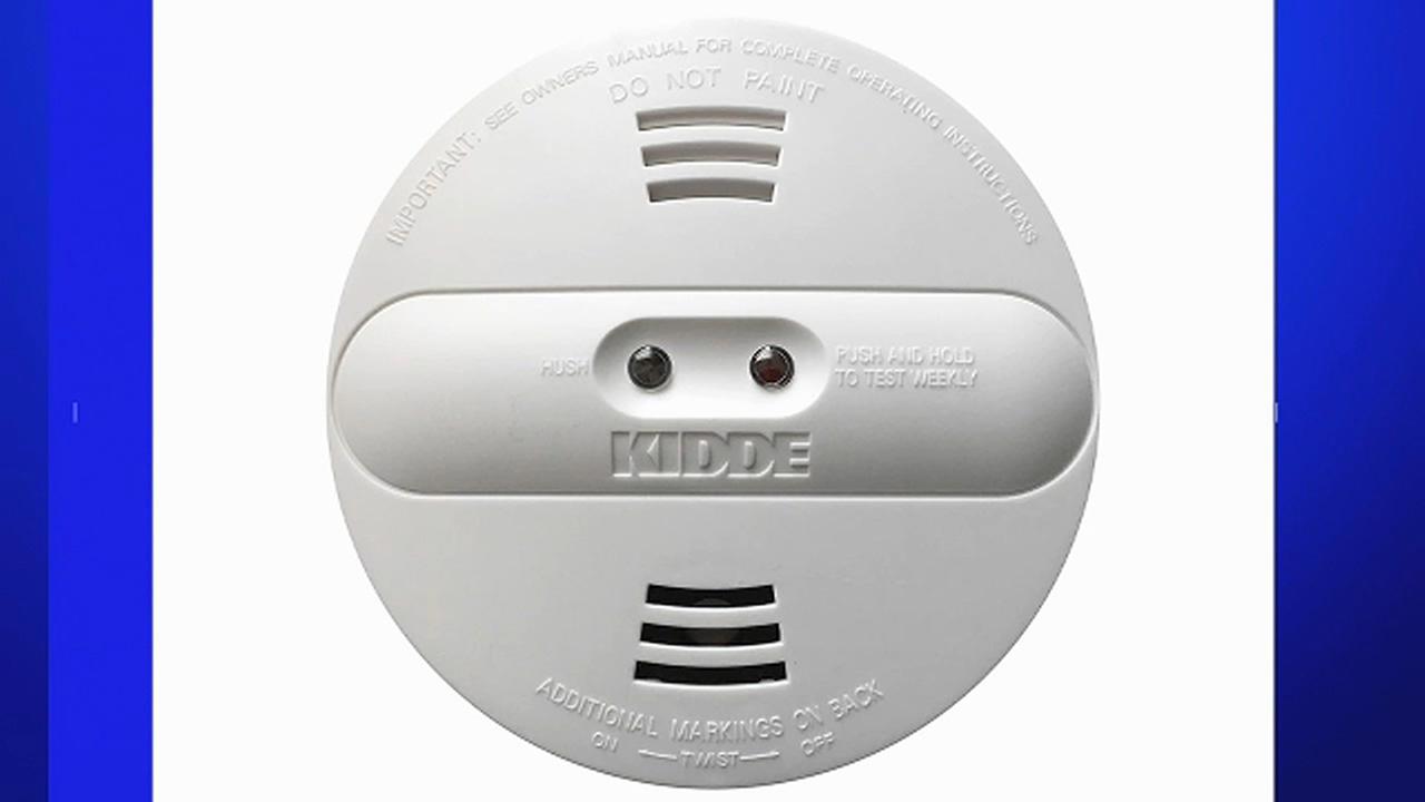 Kidde smoke detectors that might not detect smoke are recalled