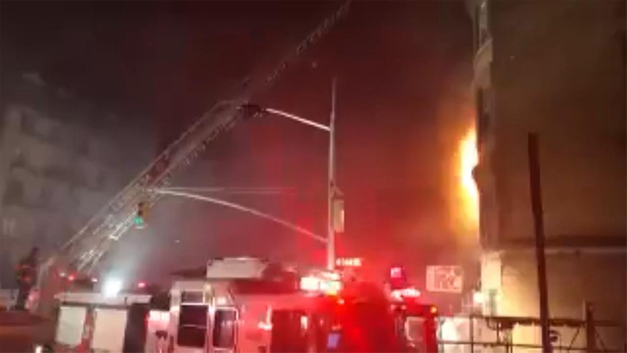 fdny firefighter killed harlem