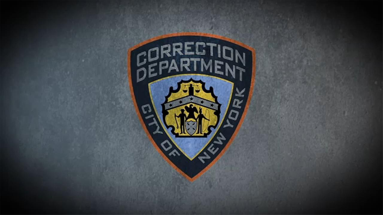 rikers island corrections officers