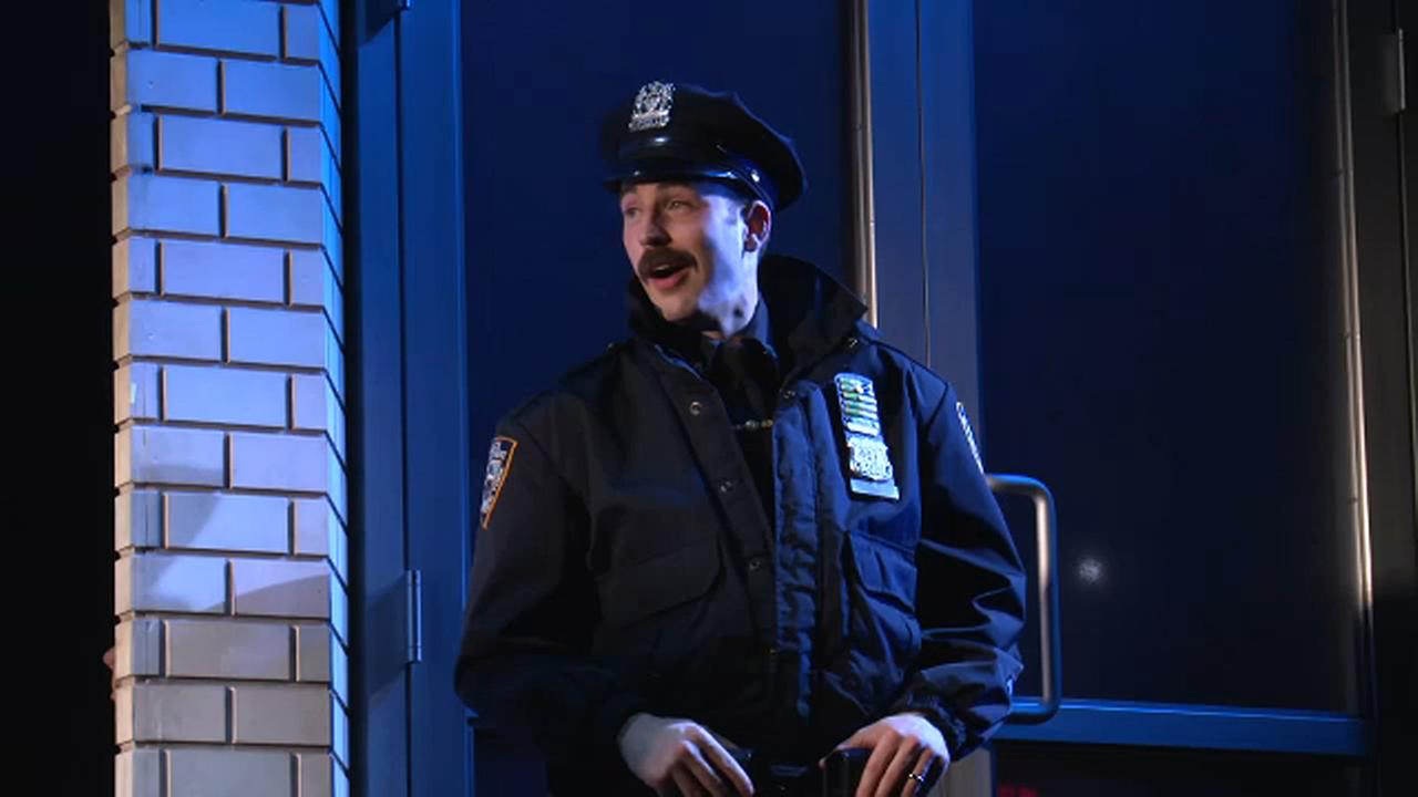Chris Evans finds life beyond 'Captain America' in Broadway play 'Lobby Hero'
