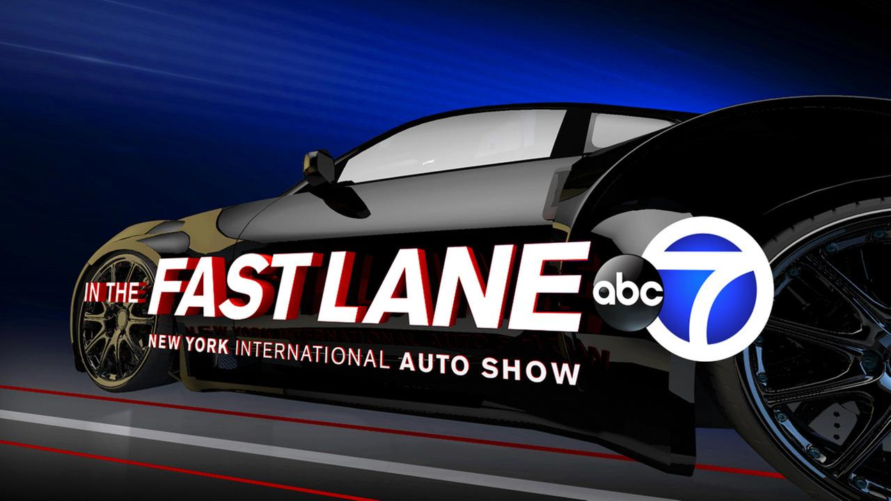 new york international auto show in the fast lane live